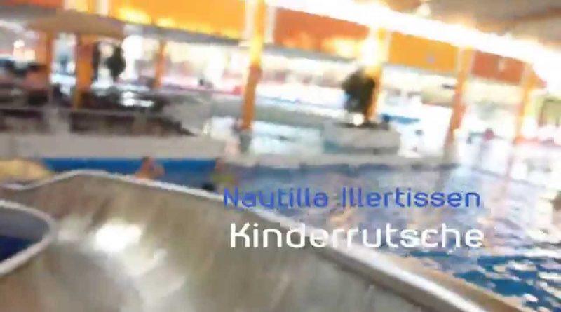 Nautilla Illertissen - Kinderrutsche Onride