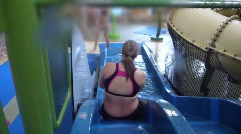 Kinder-Bahnenrutsche :: Breitrutsche   Aquariaz Avoriaz