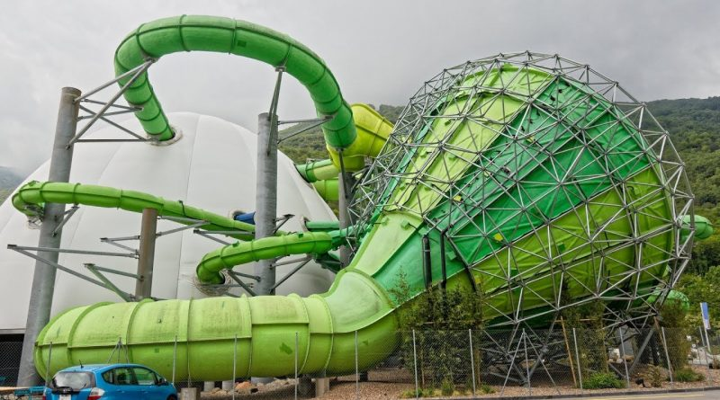 Gravity Killer :: ProSlide Tornado | Splash e Spa Tamaro Rivera (Monteceneri)