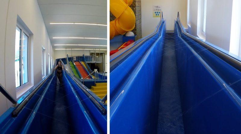 Stehrutsche :: Standing Slide | Schlosshotel Lacknerhof Flachau
